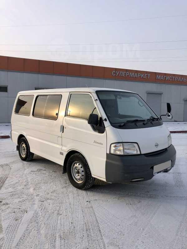 Nissan Vanette, 2002 год, 275 000 руб.