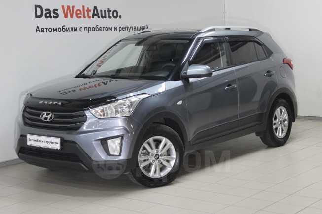 Hyundai Creta, 2016 год, 895 000 руб.