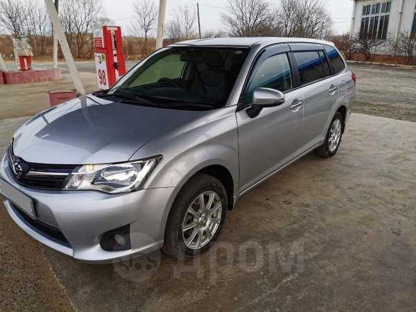 Toyota Corolla Fielder, 2013 год, 655 000 руб.