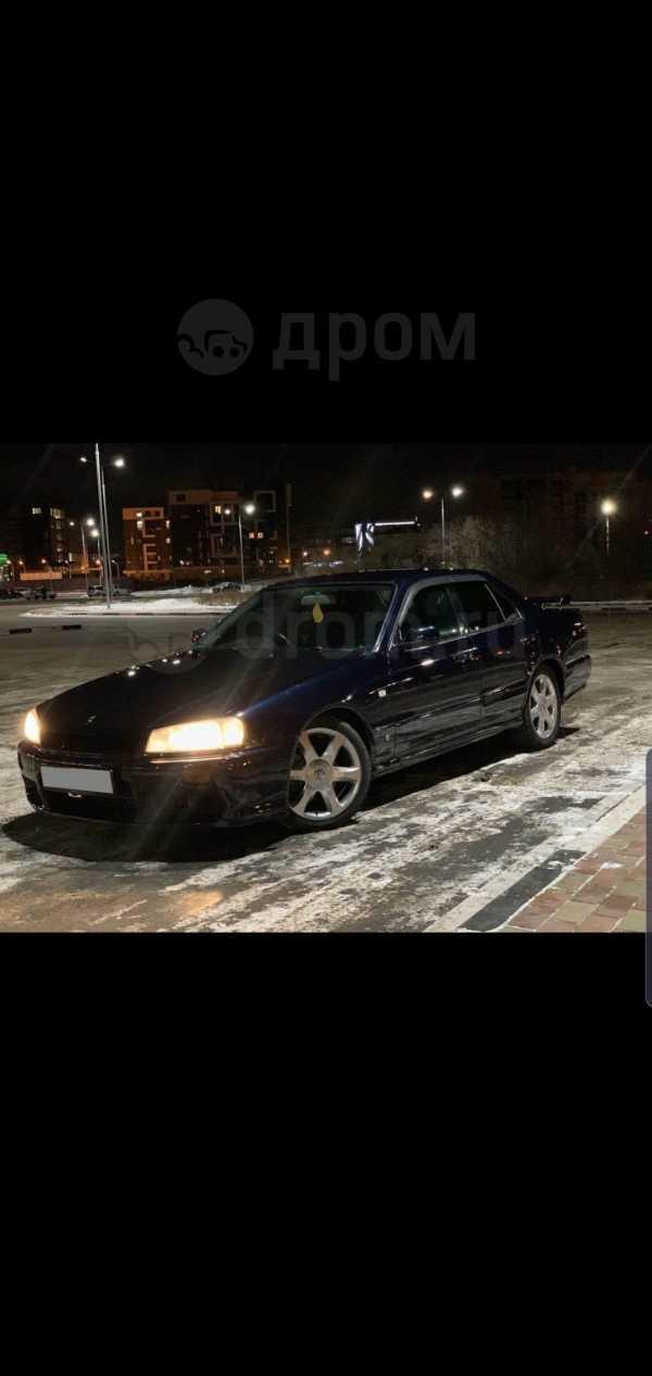 Nissan Skyline, 2000 год, 380 000 руб.