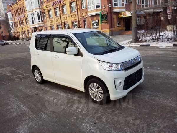 Suzuki Wagon R, 2015 год, 395 000 руб.