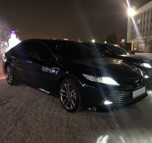 Томск Toyota Camry 2018