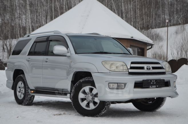Toyota Hilux Surf, 2003 год, 1 080 000 руб.