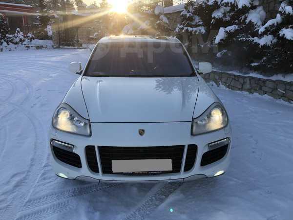 Porsche Cayenne, 2007 год, 1 250 000 руб.
