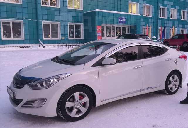 Hyundai Avante, 2012 год, 600 000 руб.