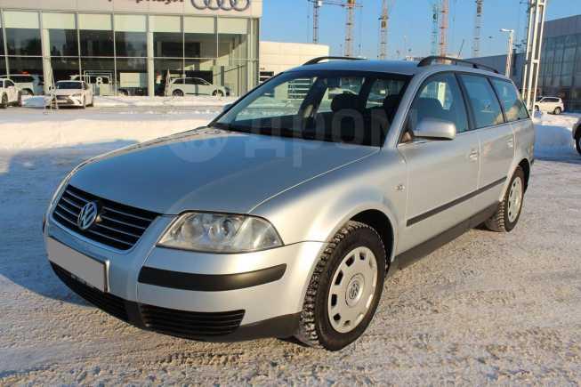 Volkswagen Passat, 2001 год, 325 000 руб.