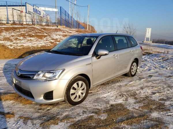 Toyota Corolla Fielder, 2014 год, 690 000 руб.