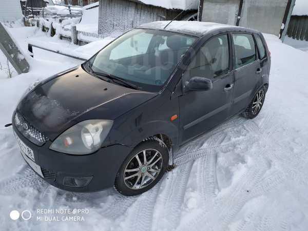 Ford Fiesta, 2008 год, 180 000 руб.