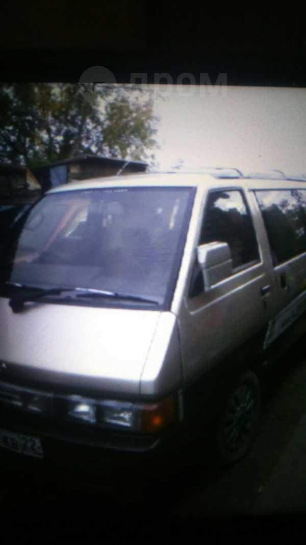 Nissan Largo, 1991 год, 75 000 руб.