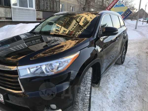 Toyota Highlander, 2014 год, 1 980 000 руб.