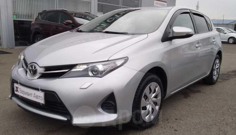 Toyota Auris, 2014 год, 757 000 руб.