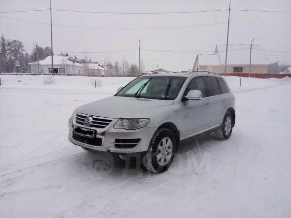 Volkswagen Touareg, 2007 год, 630 000 руб.
