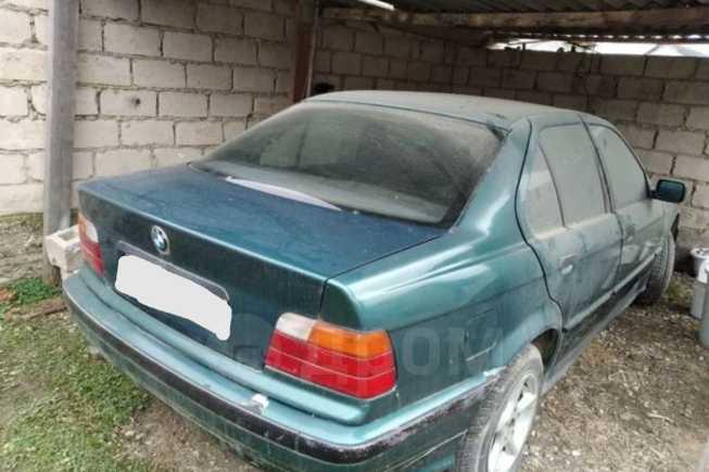 BMW 3-Series, 1992 год, 55 000 руб.