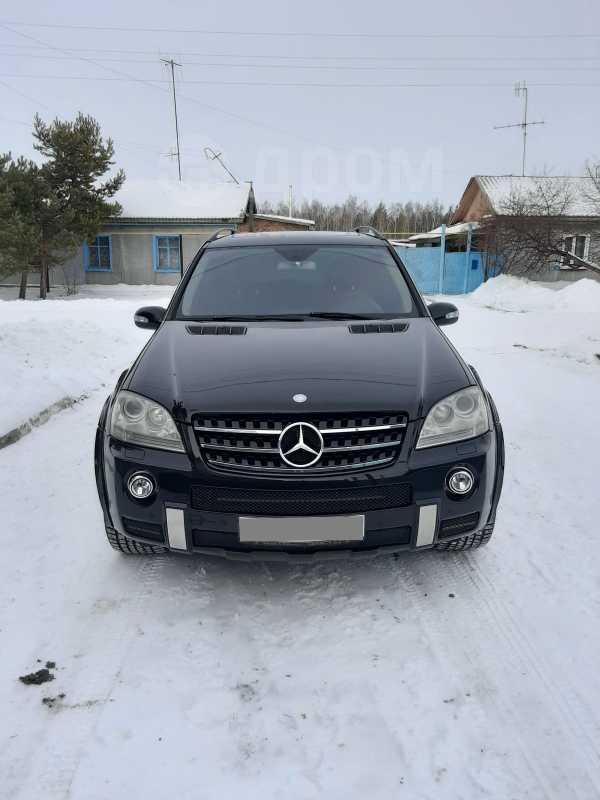 Mercedes-Benz M-Class, 2006 год, 800 000 руб.