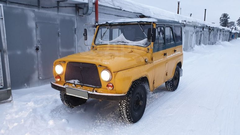 УАЗ 3151, 1988 год, 110 000 руб.
