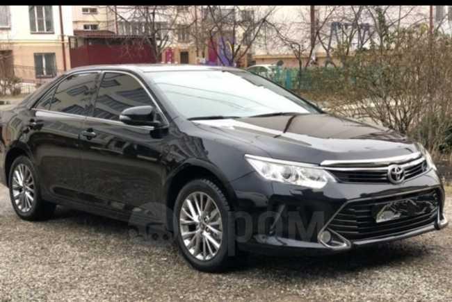Toyota Camry, 2016 год, 1 299 000 руб.