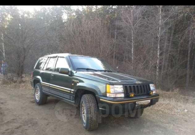 Jeep Grand Cherokee, 1995 год, 370 000 руб.