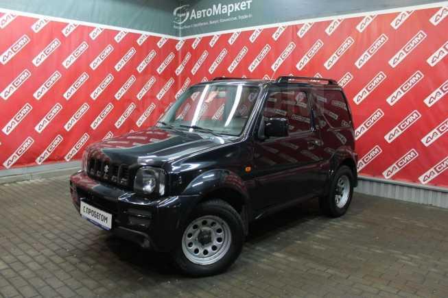 Suzuki Jimny, 2008 год, 494 000 руб.