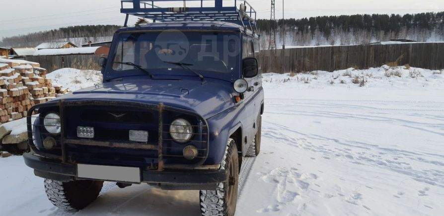 УАЗ 3151, 2002 год, 200 000 руб.