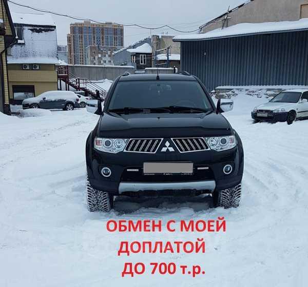 Mitsubishi Pajero Sport, 2012 год, 1 310 000 руб.