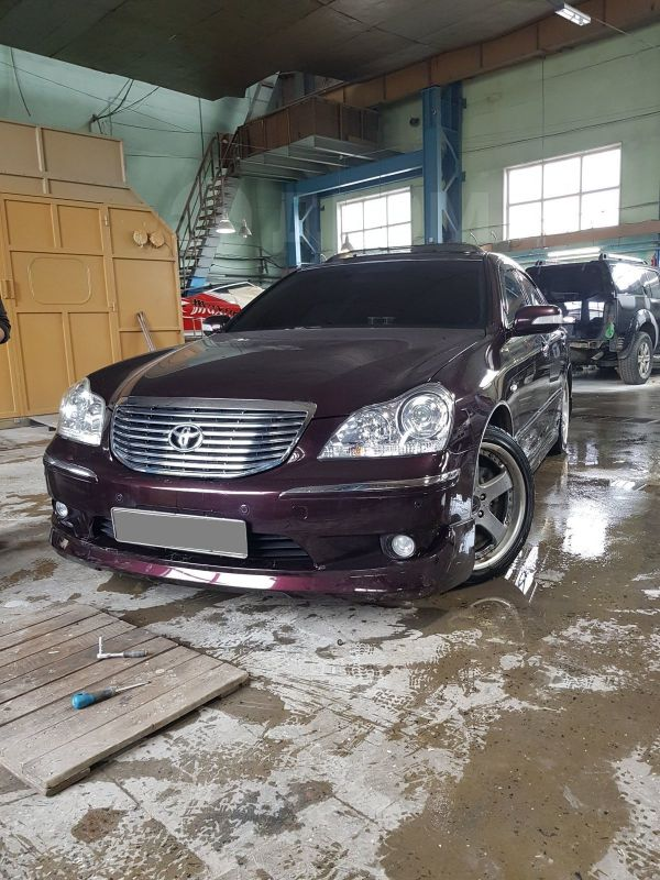 Toyota Crown Majesta, 2005 год, 1 200 000 руб.