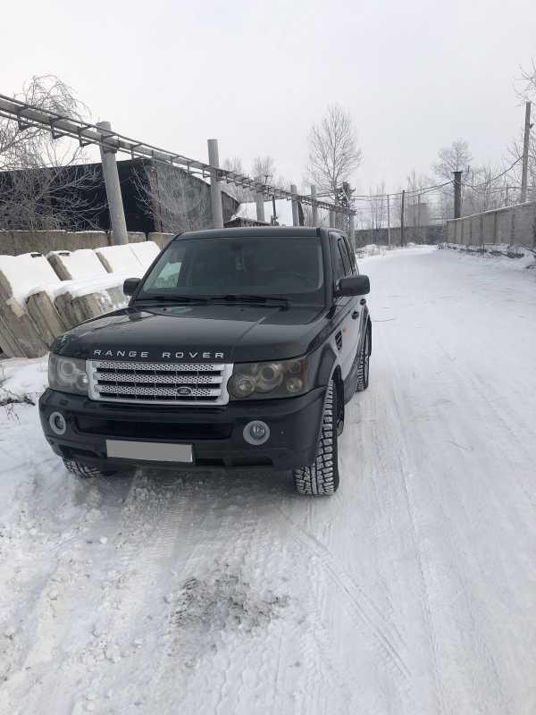 Land Rover Range Rover Sport, 2007 год, 700 000 руб.