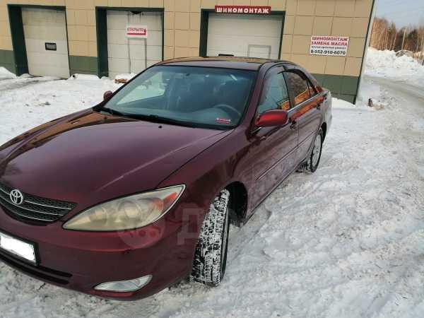 Toyota Camry, 2004 год, 505 000 руб.