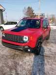 Jeep Renegade, 2017 год, 1 550 000 руб.