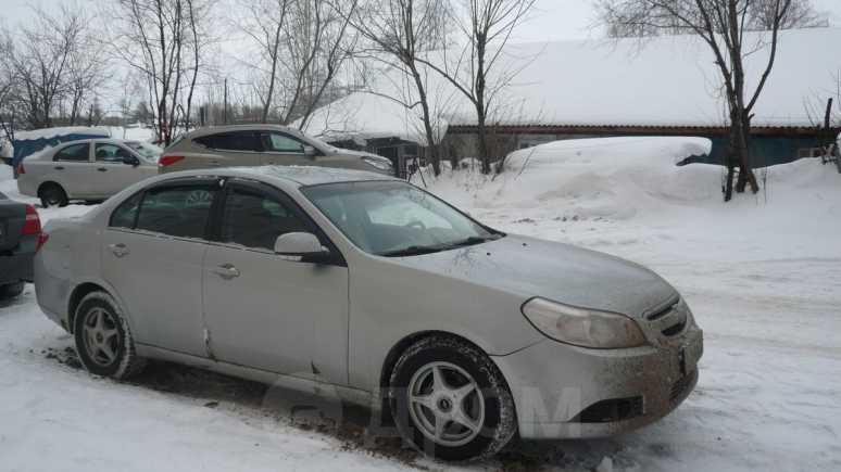 Chevrolet Epica, 2006 год, 250 000 руб.