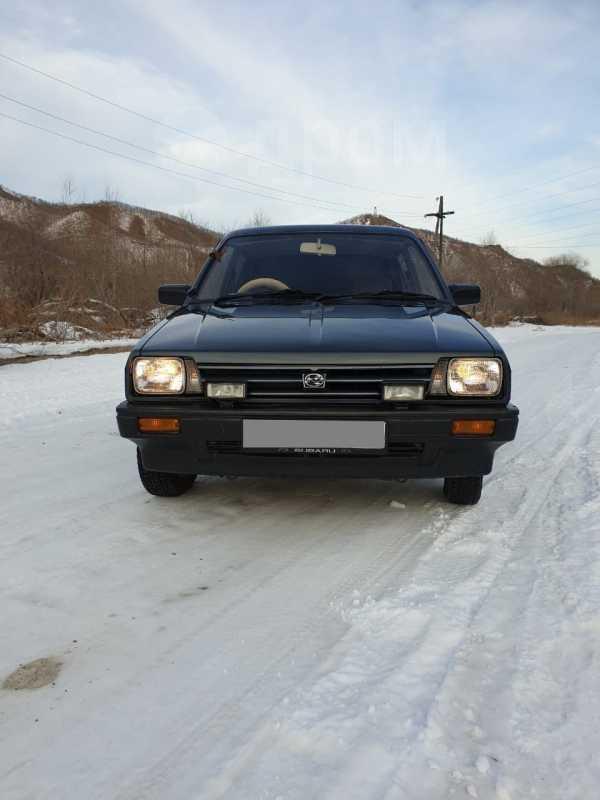 Subaru Justy, 1986 год, 100 000 руб.