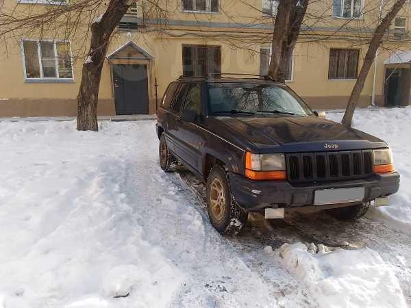 Jeep Grand Cherokee, 1997 год, 390 000 руб.