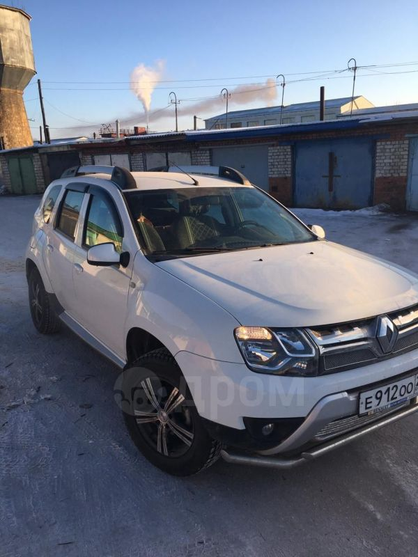 Renault Duster, 2017 год, 860 000 руб.