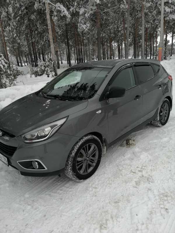 Hyundai ix35, 2014 год, 830 000 руб.