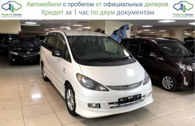 Toyota Estima, 2002 год, 625 000 руб.