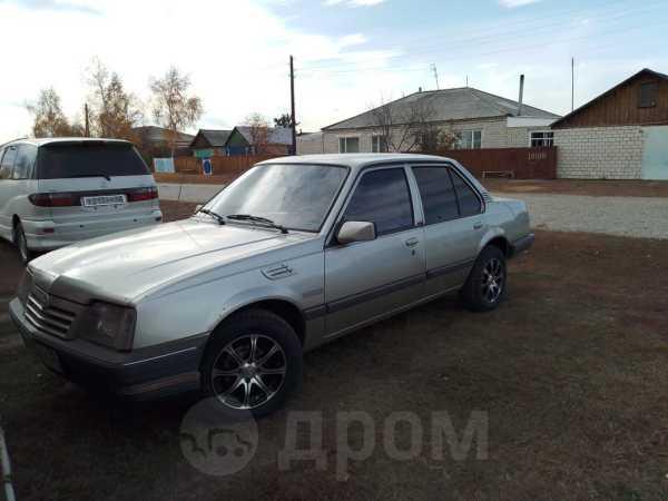 Opel Ascona, 1988 год, 169 000 руб.