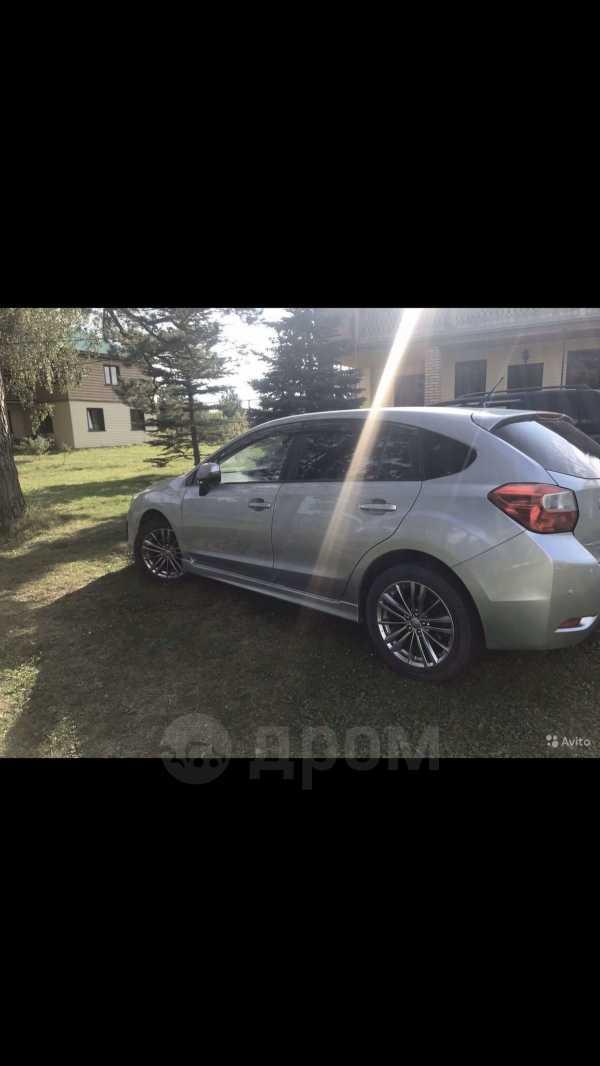 Subaru Impreza, 2012 год, 600 000 руб.