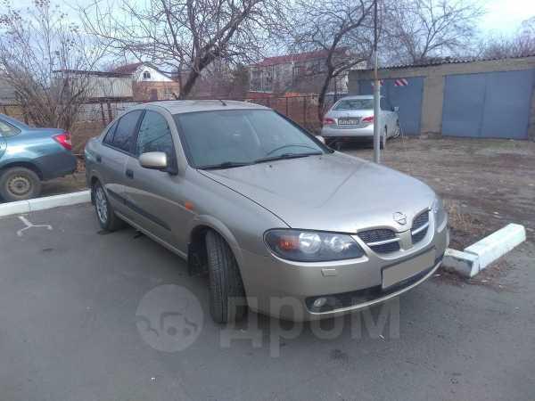 Nissan Almera, 2003 год, 110 000 руб.