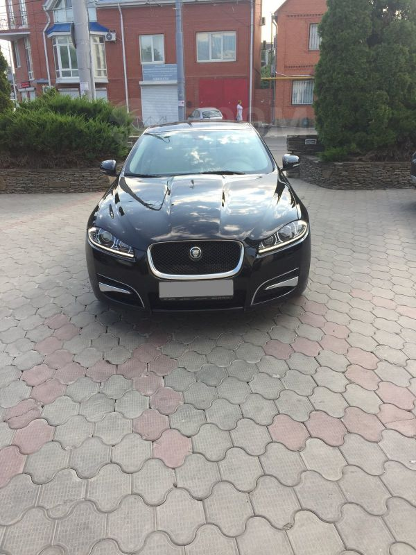 Jaguar XF, 2012 год, 1 090 000 руб.