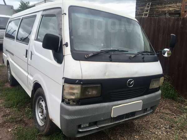 Mazda Bongo Brawny, 2001 год, 190 000 руб.