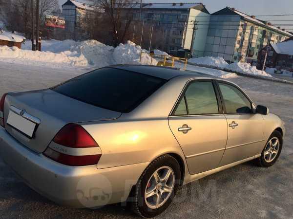 Toyota Mark II, 2001 год, 398 000 руб.