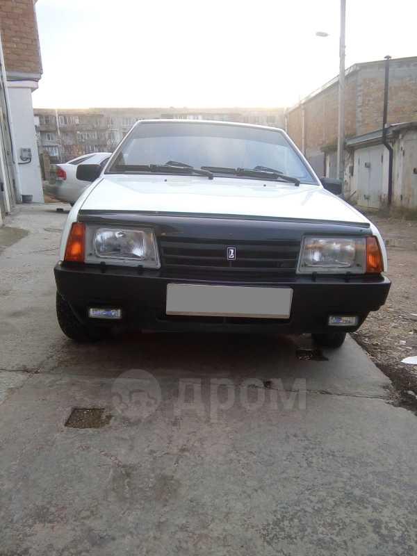 Лада 2109, 1993 год, 105 000 руб.