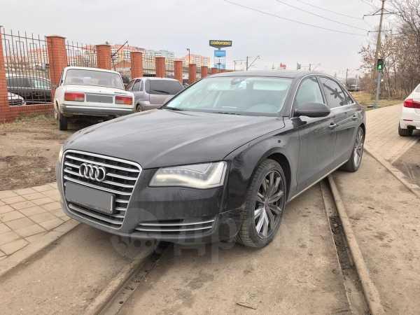 Audi A8, 2013 год, 1 299 000 руб.