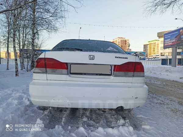 Honda Domani, 1997 год, 130 000 руб.