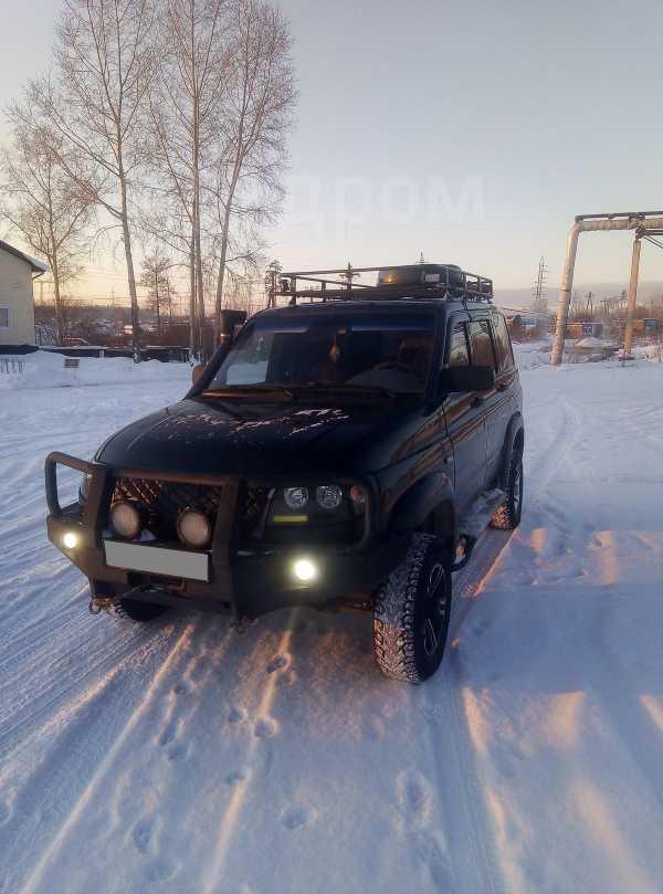 УАЗ Патриот, 2011 год, 520 000 руб.