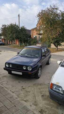 Краснодар Jetta 1988