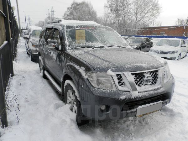 Nissan Pathfinder, 2010 год, 755 000 руб.