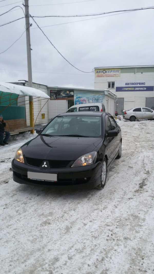 Mitsubishi Lancer, 2007 год, 345 000 руб.