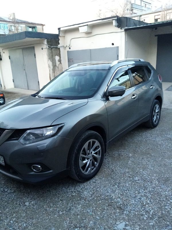 Nissan X-Trail, 2015 год, 1 300 000 руб.