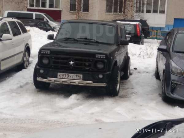 Лада 4x4 Урбан, 2015 год, 400 000 руб.