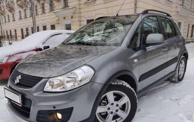 Suzuki SX4, 2012 год, 395 000 руб.